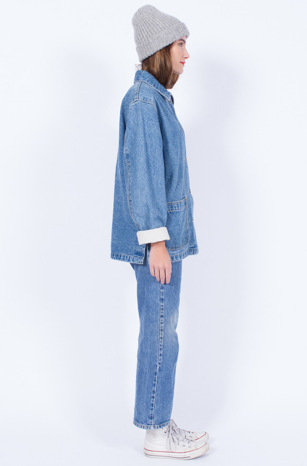 DENIM LEE JACKET (MEDIUM)