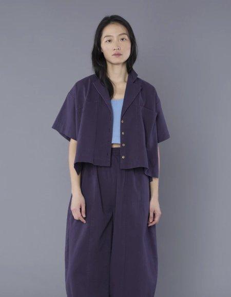 Ilana Kohn Mini Mapes Shirt - Nightshade