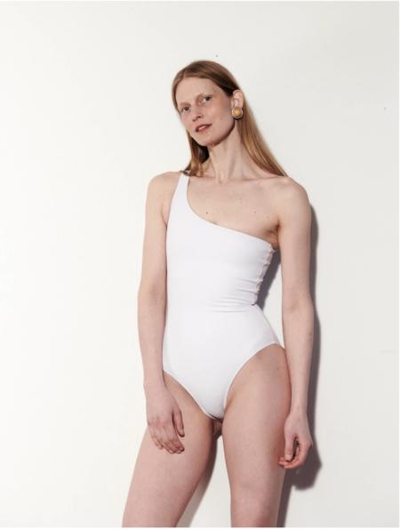 Nu Swim Paradise Suit - Zinc