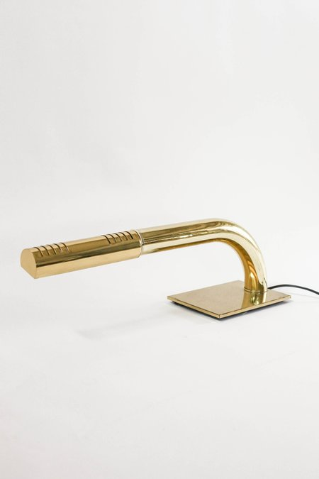 Vintage Touch Lamp - Brass