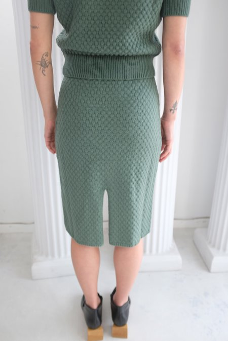 Beklina Gambit Skirt - Palm