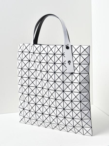 Bao Bao Issey Miyake Prism Bag - White