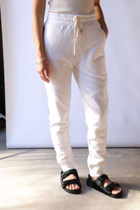 John Elliott Escobar Sweatpants - Salt