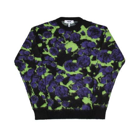MSGM Men Sweater - Multicolor