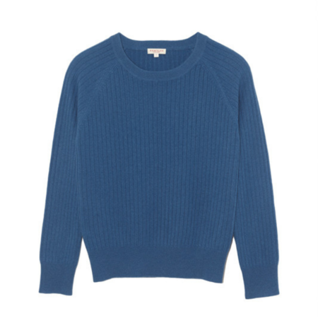 Demy Lee TRUDIE SWEATER - BLUE RIVER