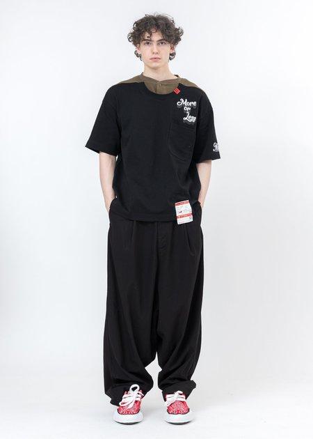 Mihara Yasuhiro Original Sole Bandana Moccasin Sneaker - Red