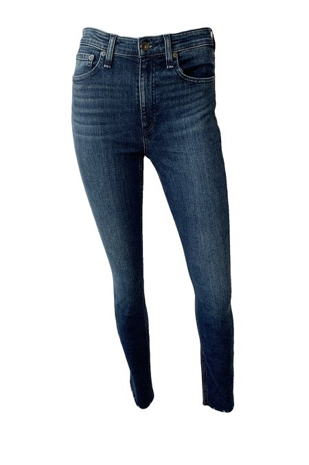 Rag & Bone Nina High Rise Skinny Jean
