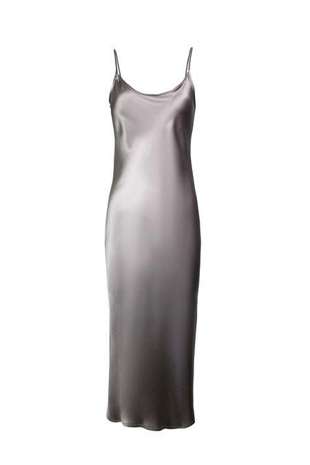 KES Minimal Slip Dress - Mink