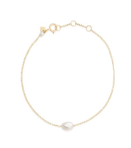 By Charlotte 14k Tranquility Bracelet - 14k Gold