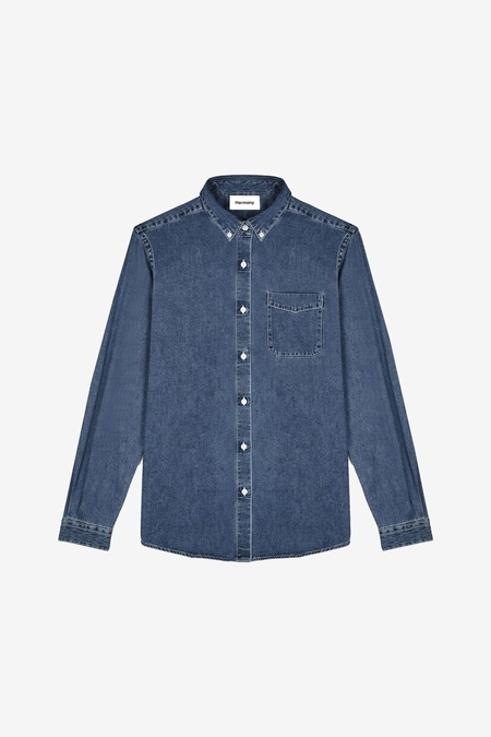 Harmony Celestin Shirt - Stone Washed
