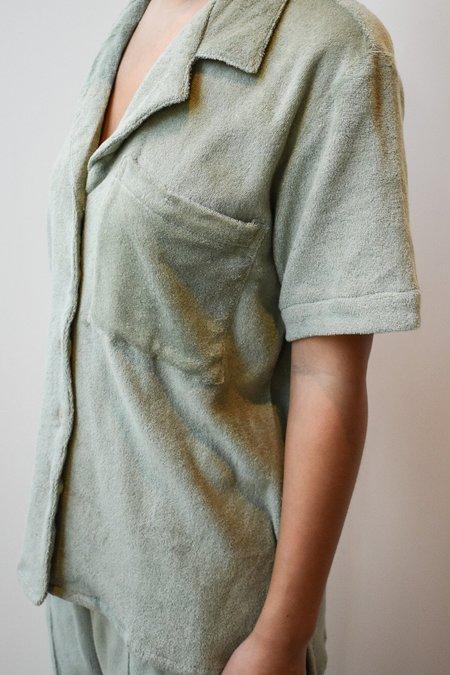 at Dawn. Towel Half Sleeve Shirt