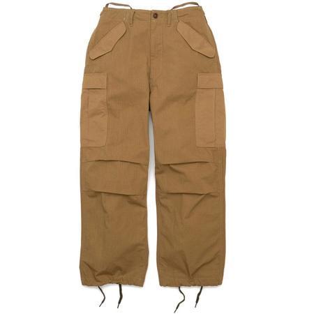Nanamica Inc. Cargo Pants - Khaki Beige
