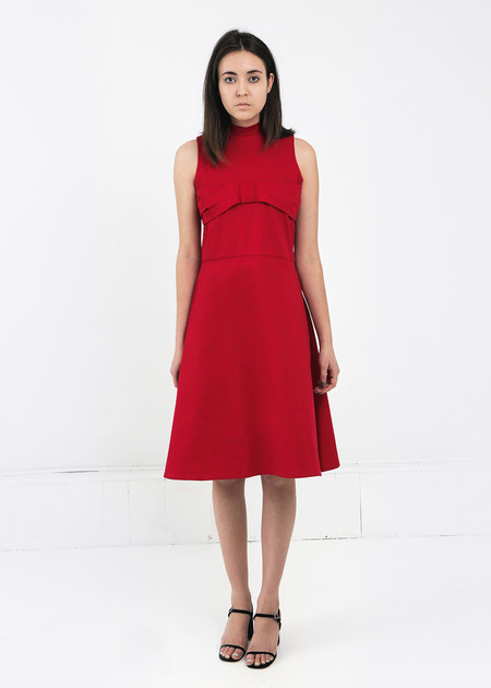 Toit Volant Red Lola II Dress