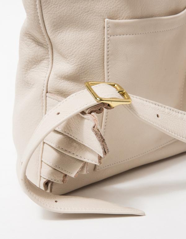 Collina Strada Novella Medium Bag -  Stone Leather