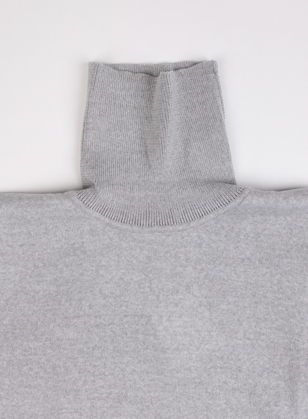 Norse Projects Marius Merino - Light Grey Melange