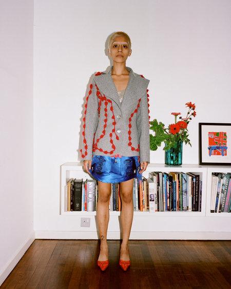 Sydney Pimbley Portcullis Skirt