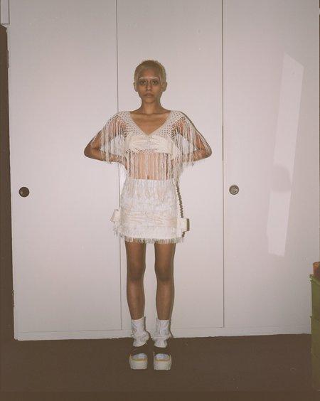 Sydney Pimbley ET Phone Home Skirt