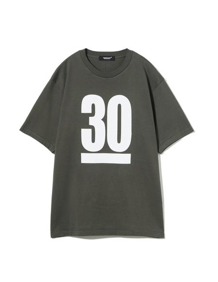 Undercover 30Th Anniversary T-Shirt - Khaki