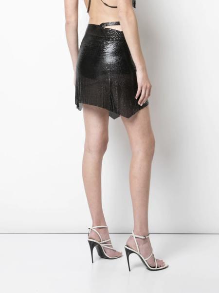 fannie schiavoni Iza Skirt - black