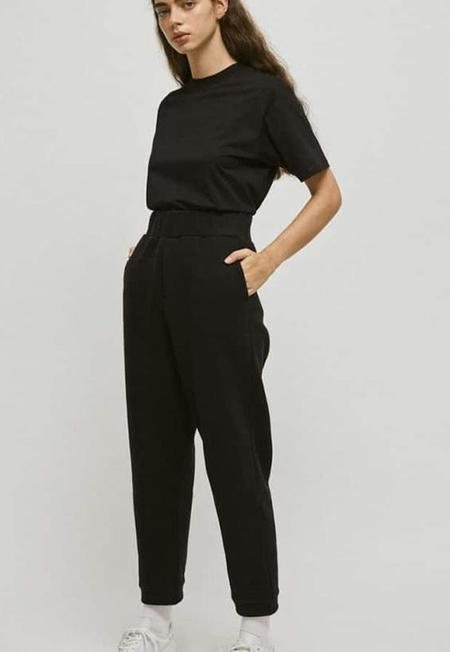 Unisex Rita Row Vela Knit Pants - Black