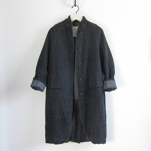 Hannoh coat Carol - graphite