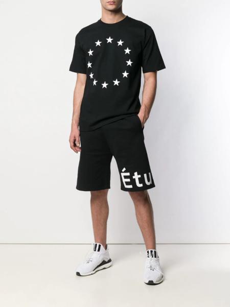 Études Studio Wonder Europa T-Shirt - Black