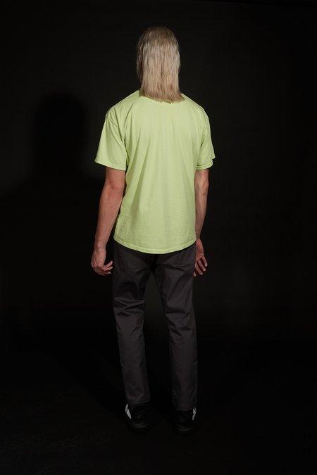The Celect Reverse Logo T-Shirt - Celadon