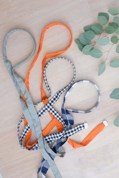 jujumade knotted head band