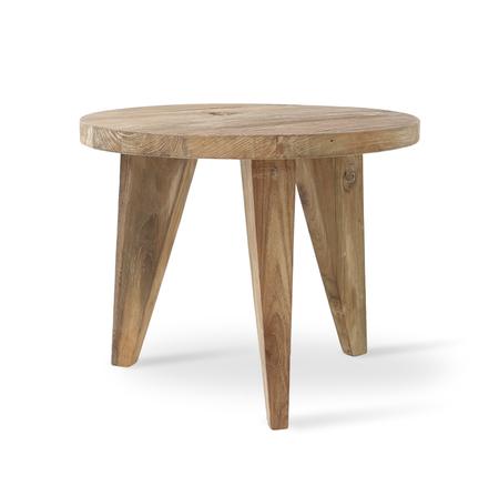 An Artful Life Reclaimed teak coffee table - brown