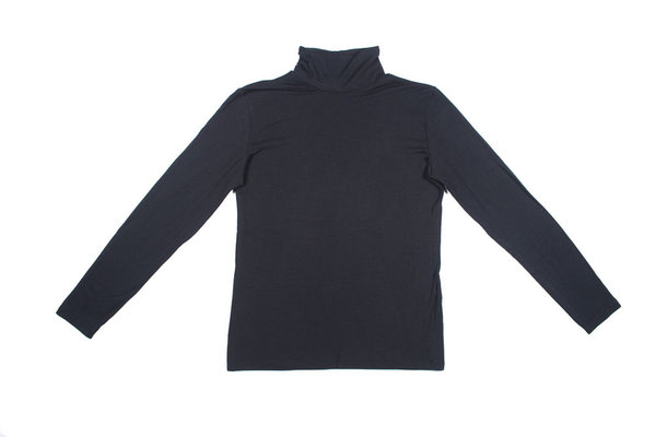 Micaela Greg Jersey Mock Turtleneck