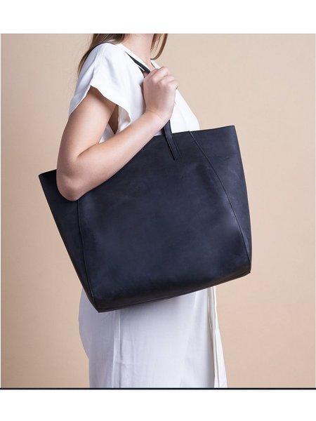 O My Bag Jess Leather Tote bag - black