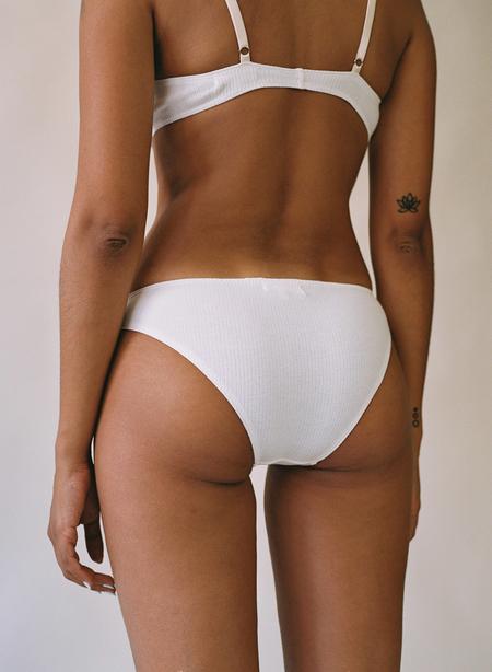 Aniela Parys Abella Knickers - white