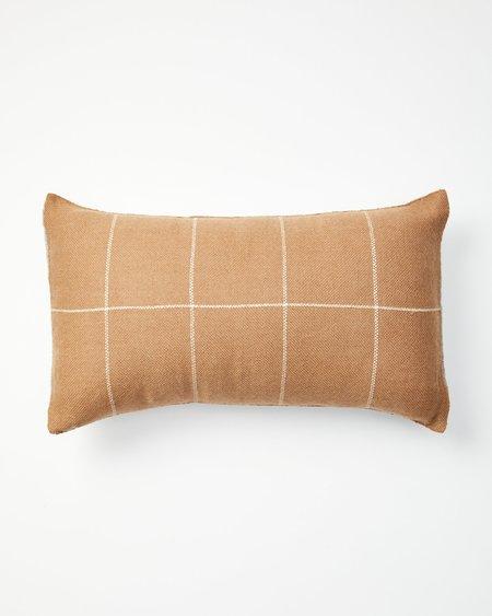 Minna Goods Anni Lumbar Pillow - Cedar