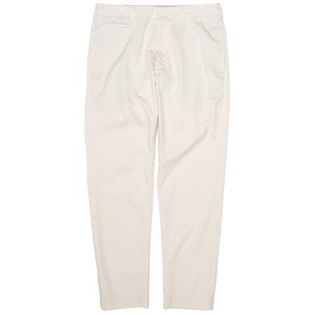 Nanamica Inc. Tapered Chino Pants - Natural