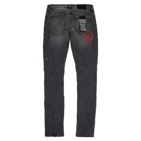 Ksubi Van Winkle New Error Pants - Grey