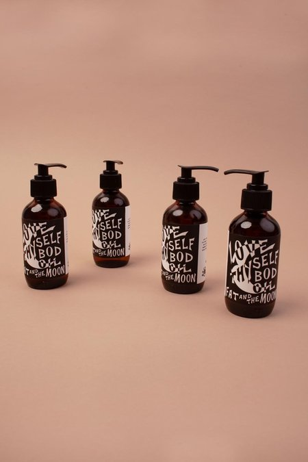 Fat and The Moon Body Oil