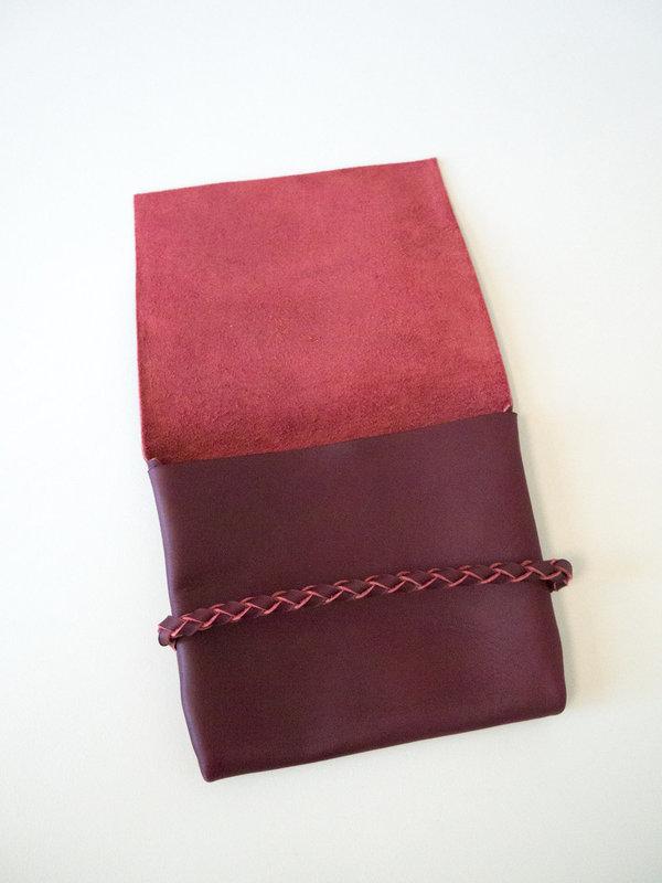 ARA Handbags Smalls Fold Over Clutch