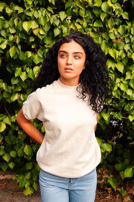 X Karla The Short Sleeve Sweatshirt