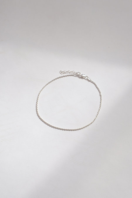 Eleventh House Rosie Anklet