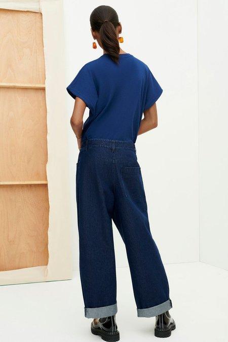 Kowtow Worker Jeans - Indigo
