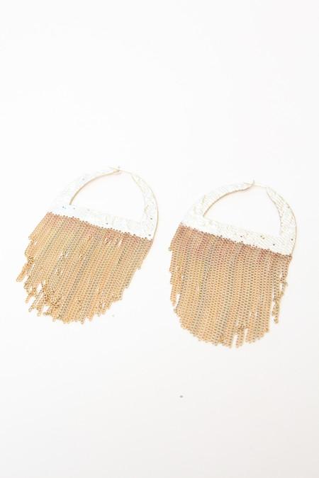 Hannah K Sunrise Earrings