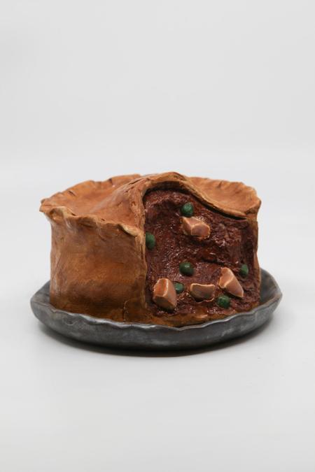 Reniel Del Rosario Ceramic Meat Pie