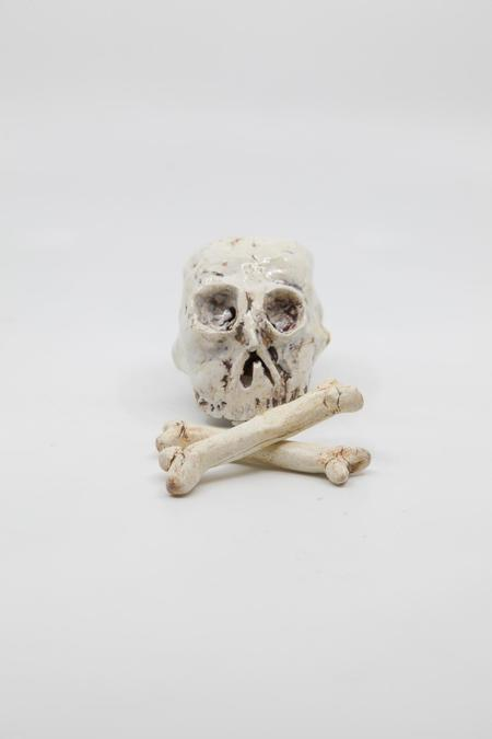 Reniel Del Rosario Miniature Skull and Bones