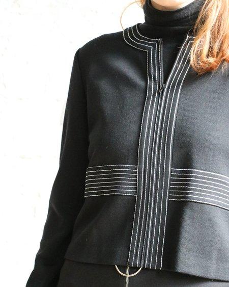 [Pre-loved] St. John Zip Up Jacket