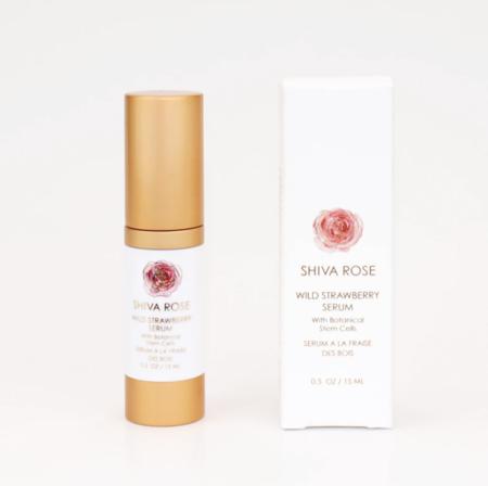 Shiva Rose Wild Strawberry Serum