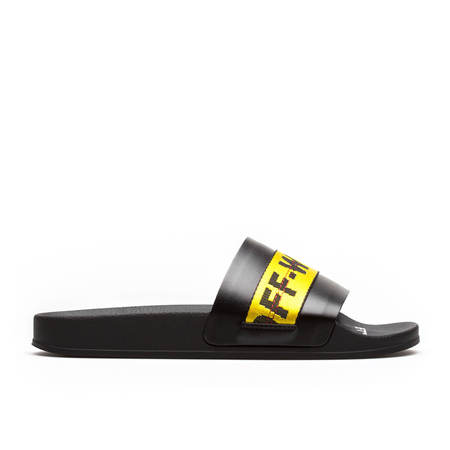 OFF-WHITE Industrial sliders - black