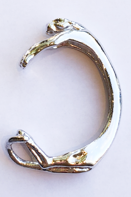 Pade Vavra Panther Cuff - Sterling Silver