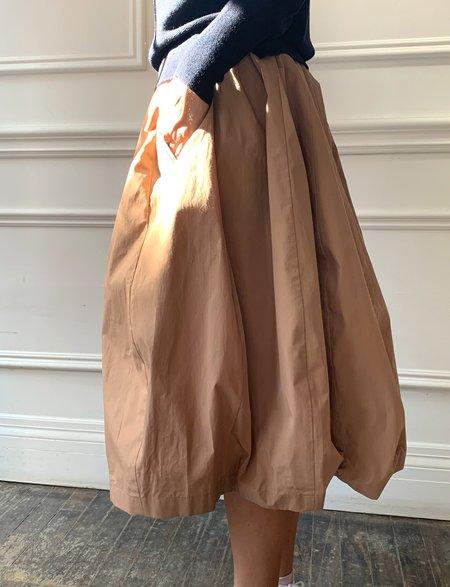 Mina Perhonen Papier Skirt - Brown