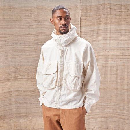 Story Mfg Forager Undyed Organic Cotton Slub Jacket