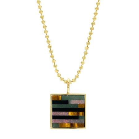 Tarin Thomas Samuel Sunset Necklace